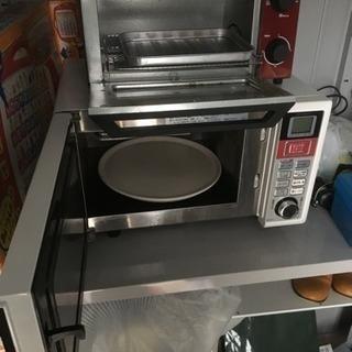 電子レンジ トースター オーブン シャープ