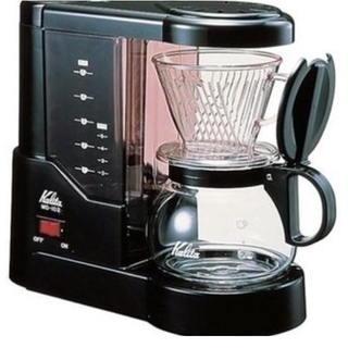 【カリタミル付きコーヒーメーカーMD-102】《PayPayやL...