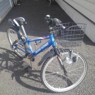 子供の自転車売ります。