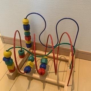 IKEA 木のおもちゃ