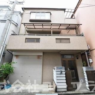 吹田市内本町 一戸建 JR・阪急吹田両方使用可能なお手頃貸家です。