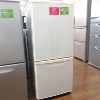 Panasonic ノンフロン冷凍冷蔵庫 NR-B143W ホワイト