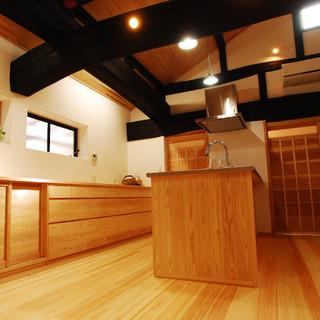 自然素材を使った家づくり 新築・リフォーム・古民家再生 【三重県内】