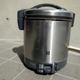 ガス炊飯器 (2合〜11合)リンナイ