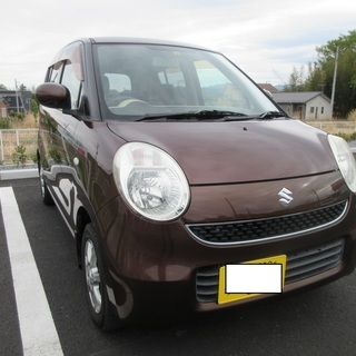 分割払い応談 日産 モコ E 車検R1年11月まで 走行85100キロ
