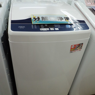 ,【引取限定】アクア AQW-H72(W) 洗濯機 7.0kg ...
