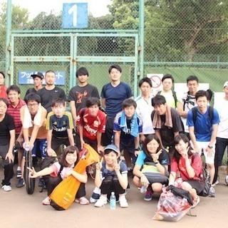 社会人テニスサークルメンバー募集