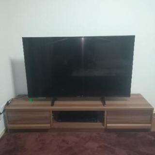 テレビ台のみ 昨年8月購入