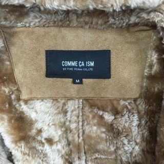 comme ca ハーフコート