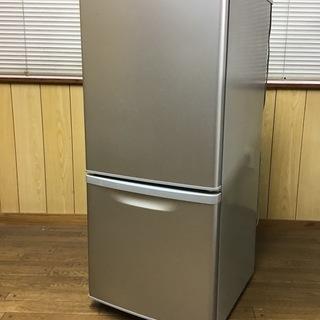 パナソニック ノンフロン冷凍冷蔵庫 NR-B145W  2013製
