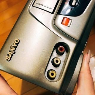SANYOビデオテープレコーダー
