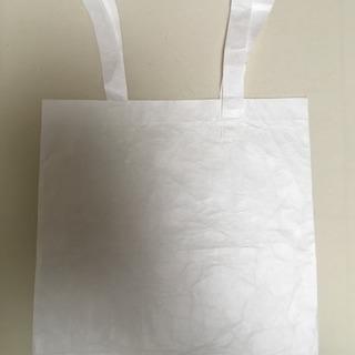 Supreme Tyvek Tote Bag ボックスロゴステッカーとショッパー付 - 靴/バッグ