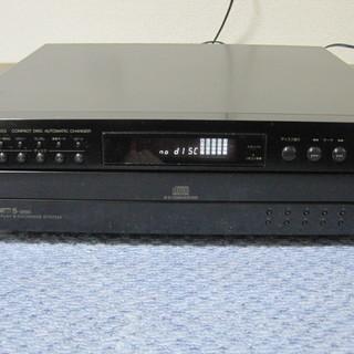 引き取り限定 Victor XL-F503 5枚CDチェンジャー...