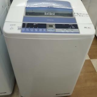 ,【引取限定】日立 BW-8TV 洗濯機 8.0kg 中古品少し...
