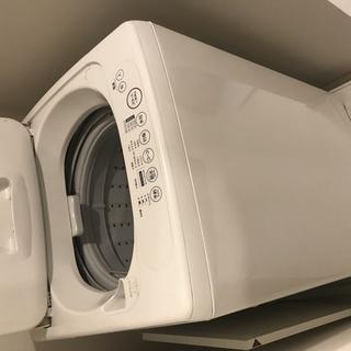 【配送可能】2007年製 無印良品 4.2kg 洗濯機