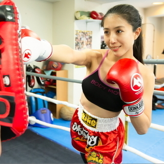 #久喜キックボクシング 『レディース会員募集』 久喜市で気軽にキ...