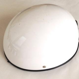 ヘルメット 白色