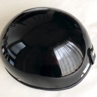 ヘルメット 黒色