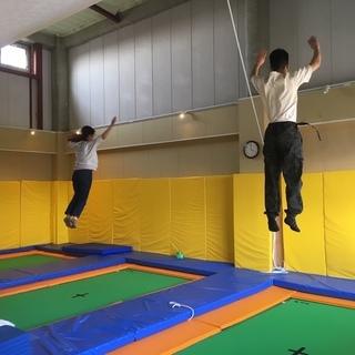 ぽこトランポリン横浜のトランポリンスクール(教室)