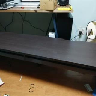 【取引中】ローテーブル W150cm テレビボード