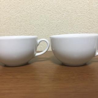 coffee house COLLECTION ラテ用カップ 2個