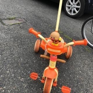 (終了しました)アンパンマン三輪車