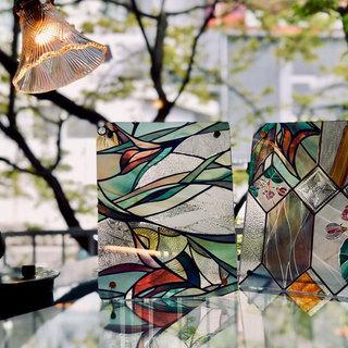 【5/24】ステンドグラス風フォトフレーム作り