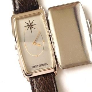 【JUNKO SHIMADA】腕時計