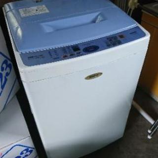 (無料)全自動洗濯機7kg
