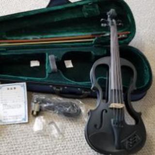 エレキバイオリン売ります