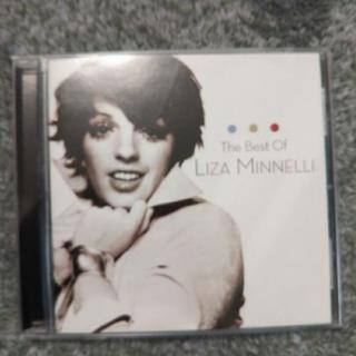 THE BEST OF LIZA MINNELLI   ライザミ...