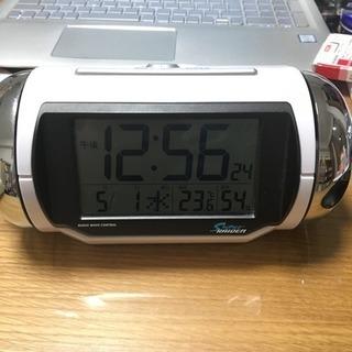 セイコー クロック 大音量目覚まし時計