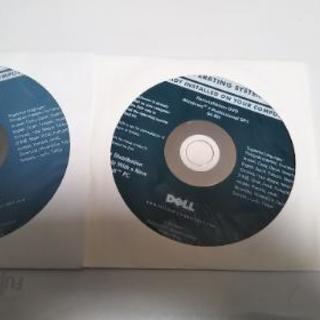 【断捨離】新品DELL Windows OSディスク