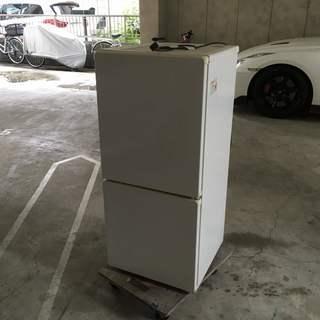 本日お引き取り希望 無料 冷蔵庫 110L 無印良品