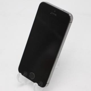 346)【美品】ドコモ iPhone 5s 16GB スペースグ...