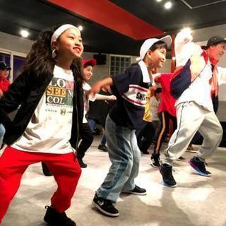 3歳~大人まで楽しめるダンス教室