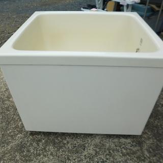 浴槽 ポリバス クリーニング済み 80サイズ その1