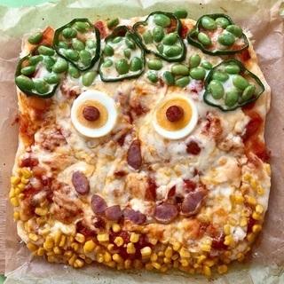 6月16日父の日イベント『親子おうちパン講座*ドデカパパピザをつ...