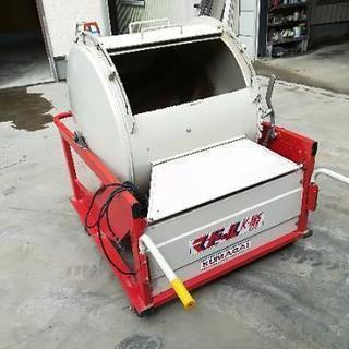 マゼール K-185 肥料混合機 熊谷農機