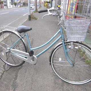 札幌 27インチ 自転車 ブリヂストン ママチャリ シティサイク...