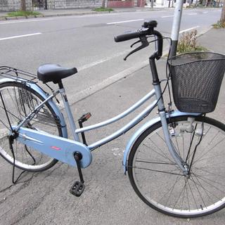 札幌 自転車 26インチ 切替なし ママチャリ シティサイクル ...