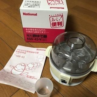 ナショナル 電気卵ゆで器 NW-43