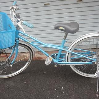 子供用(女の子)・ブリジストン自転車!24インチを格安でお譲りします!