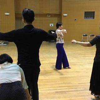 社交ダンスサークル「プルメリアの会」