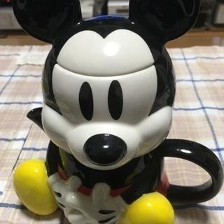 ディズニー ミッキーマウス ティーポット&カップ(1人用ティーセット)