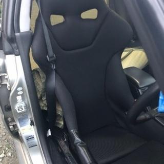 ナニワヤ フルバケットシート RSタイプ 2脚有り