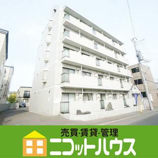 地下南北線「澄川」【敷金・礼金不要】1R 26.71㎡ ■都市ガス...