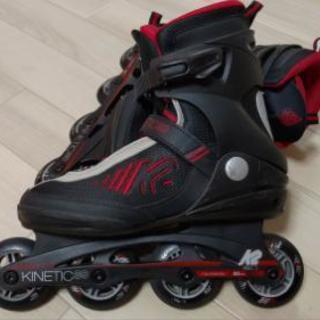インラインスケート K2 KINETIC80 M - 加西市