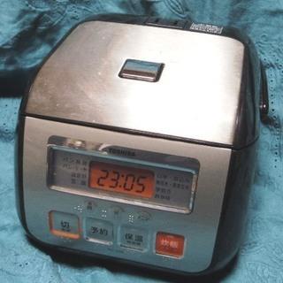 TOSHIBA 炊飯器 小容量マイコン保温釜  0.54L RC...