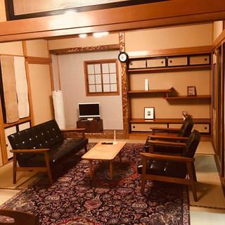最短1ヶ月~入居OK♪仙台のレトロモダンなシェアハウス